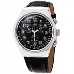 Swatch Watch Your Turn Black YOS440