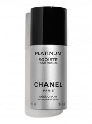 ChanelEgoiste Platinum Deodorant Spray 100 ml