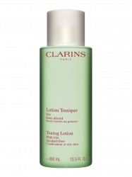 Clarins Cleansing Toning Lotion with Iris 400 ml