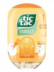 Tic Tac Bottle Orange, 98g