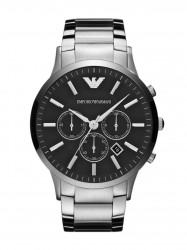 Emporio Armani, line: Renato, men's watch
