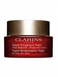 Clarins Super Restorative Night Cream Dry Skin 50 ml