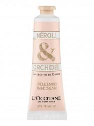 L'Occitane en Provence Collection de Grasse Neroli & Orchid Hand Cream 30 ml