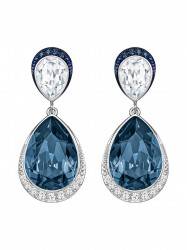 Swarovski, Feel, women´s pierced earrings