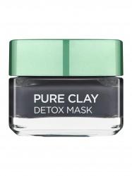 L'Oréal Paris Pure Clay Detox Mask - Pot 50ml