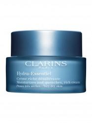 Clarins Hydra Essentiel Moisturizes and Quenches, Rich Cream, Very Dry Skin 50 ml