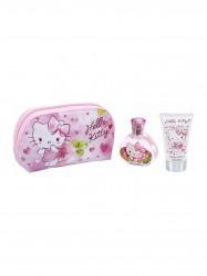 Kids World Hello Kitty Toiletry Bag
