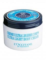 L'Occitane en Provence Karite-Shea Butter Ultra-Light Body Cream 200 ml