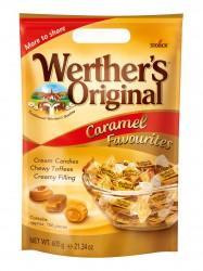Werther s Original Caramel Favourites 605g