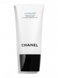 Chanel La Mousse Cleansing Cream to Foam