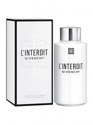 Givenchy L Interdit Bath and Shower Gel 200 ml
