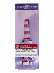 L Oreal Paris Revitalift Filler Ampoules