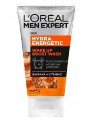 L Oréal Paris Men Expert Hydra Energetic Cleanser Wake Up Boost Wash 100 ml