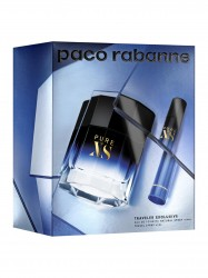 Paco Rabanne Pure XS Eau de Toilette 100 ml (GH 1249258) + Travel Spray 20 ml (for free)