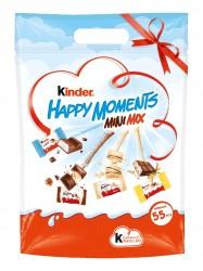Kinder Happy Moments Mini Mix Pouch 338g