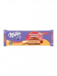 Milka tablet Strawberry Cheesecake 300G