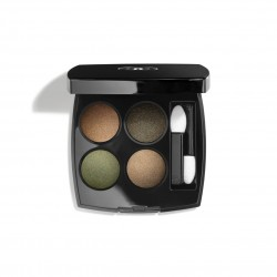 Chanel Les 4 Ombres Eye Shadow N° 318 Blurry Green