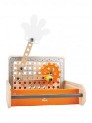 Hape, science experiment toolbox