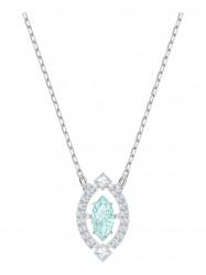 Swarovski, Sparkling Dc, women s necklace, size 38 cm