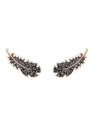 Swarovski, Naughty, women s earring, size 1x1 cm