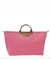 Longchamp Shoulder Bag Peony