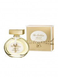 Antonio Banderas Her Golden Secret Eau de Toilette 80 ml