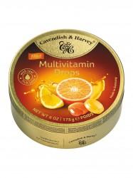 Cavendish & Harvey Multi-Vitamin Candies, filled 175g
